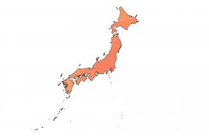 esl heatmap japan