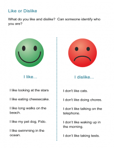 5 Feelings and Emotions Worksheets: Expressing How You Feel - All ESL