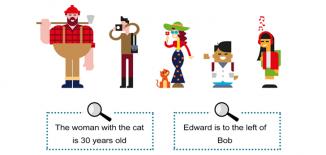 Detective Clues Worksheet