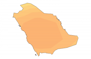 esl heatmap saudi arabia