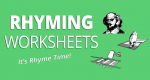 5 Rhyming Worksheets: Can You Guess the Rhyme?
