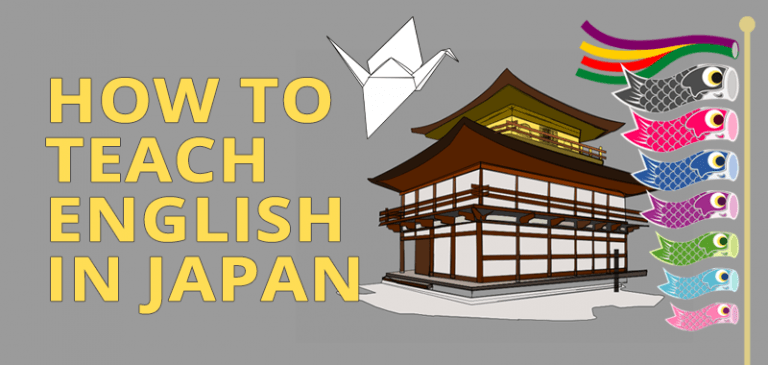 teach english in japan