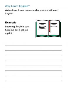 28 Why Learn English