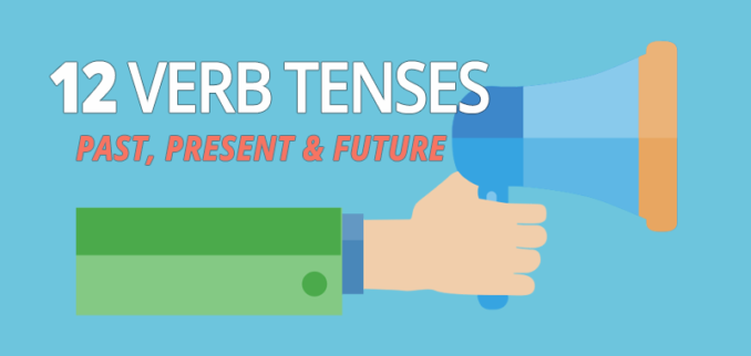 difference between verb form and verb tense