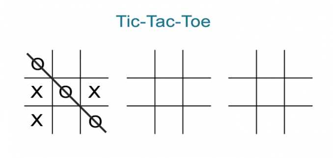 image regarding Tic Tac Toe Printable named Would On your own Fairly Thoughts Worksheet with Tic-Tac-Toe - All ESL