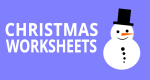 5 Free Christmas Worksheets: Santa Claus-Approved
