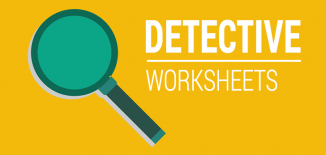 detective worksheets