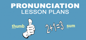 english pronunciation exercises - lesson plans