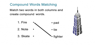 Compound Words Matching