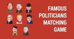 Famous Politicians Worksheet: Let's Talk Politics