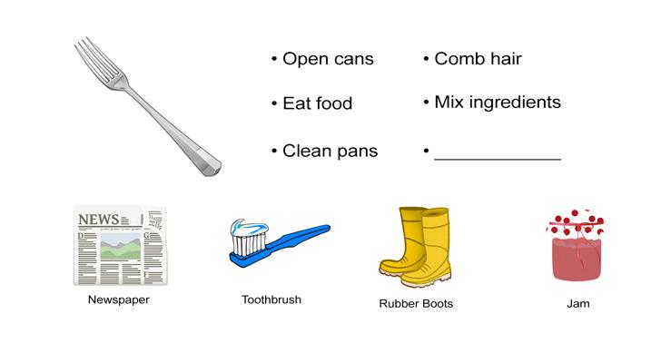 Informative/Explanatory Writing: Multi-purpose Items