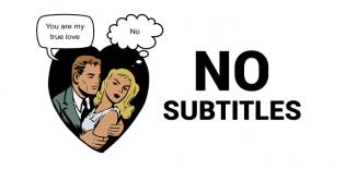 No Subtitles Voice Over Actors