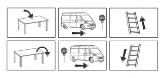 Prepositions of Movement Worksheet