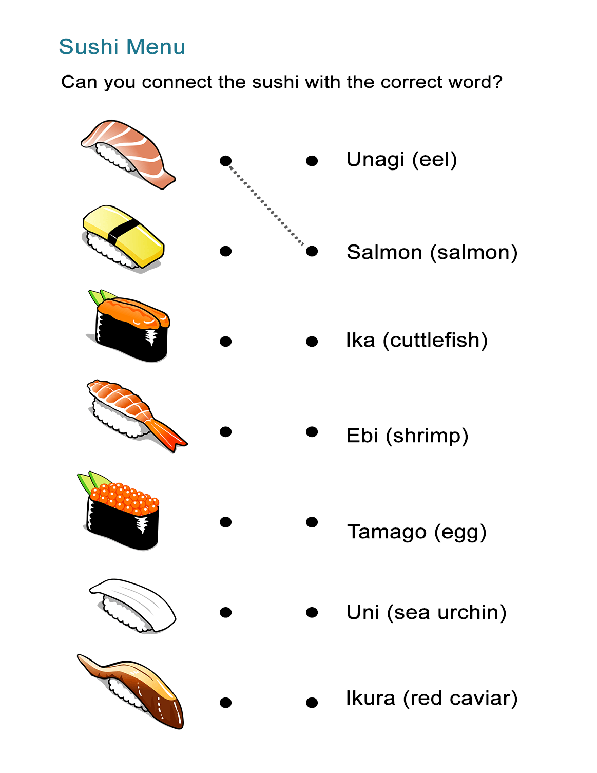 Types Of Sushi Rolls: What Is Your National Food?
