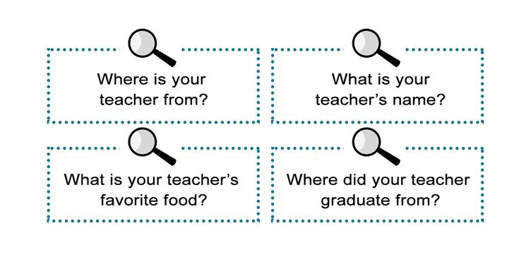 Teacher Quiz: How Well Do You Know Your Teacher?