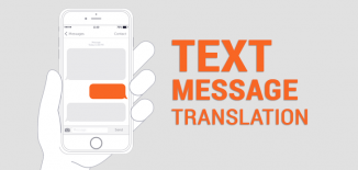 Text Message Translations