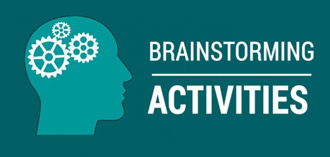 brainstorming activities