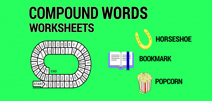 image regarding Printable Compound Word Games identify 3 Substance Words and phrases Worksheets and Routines - All ESL