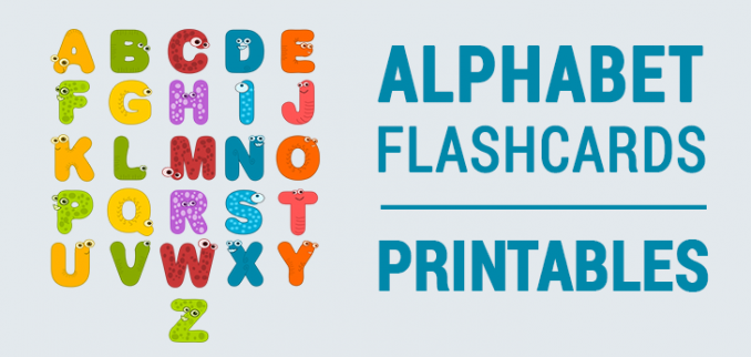 flashcard printables a to z