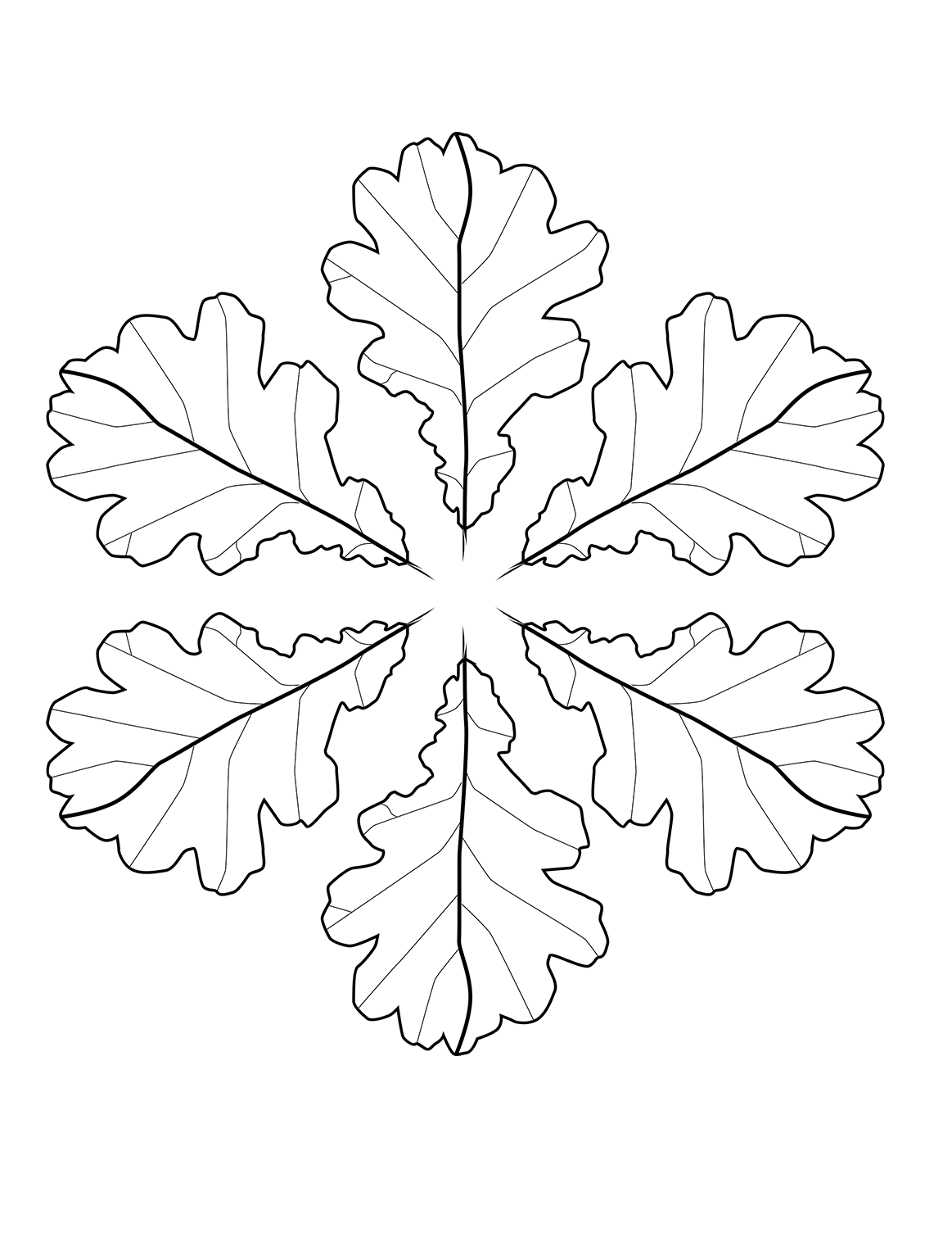 5 Free Fall Coloring Sheets: Autumn Season Coloring Pages ...