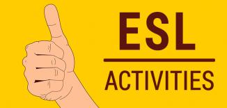 esl activities