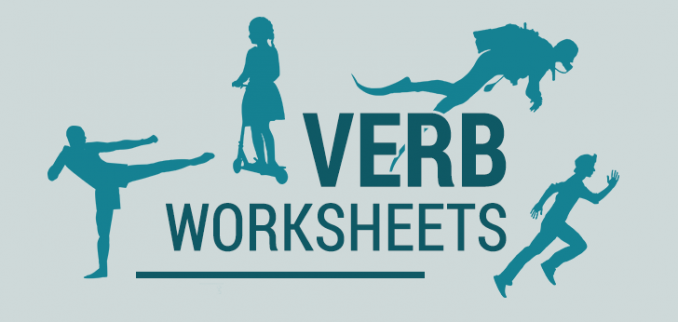 7 Verb Worksheets: How To Teach