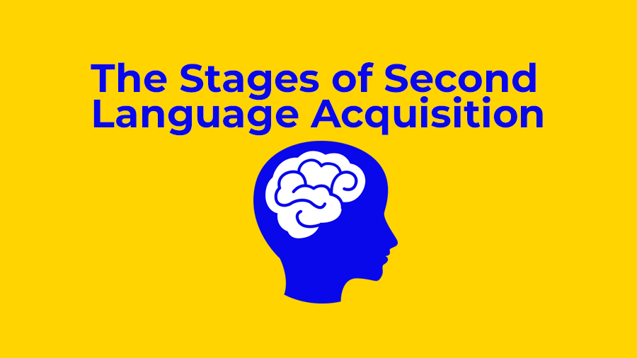 Stages Second Language Acquisition Feature