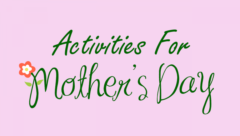 Mother's Day Activities for the Classroom