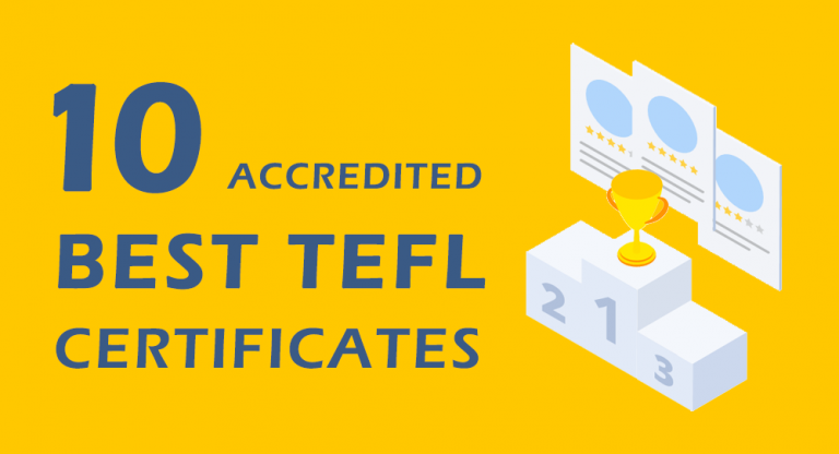 Best TEFL Courses [2021]