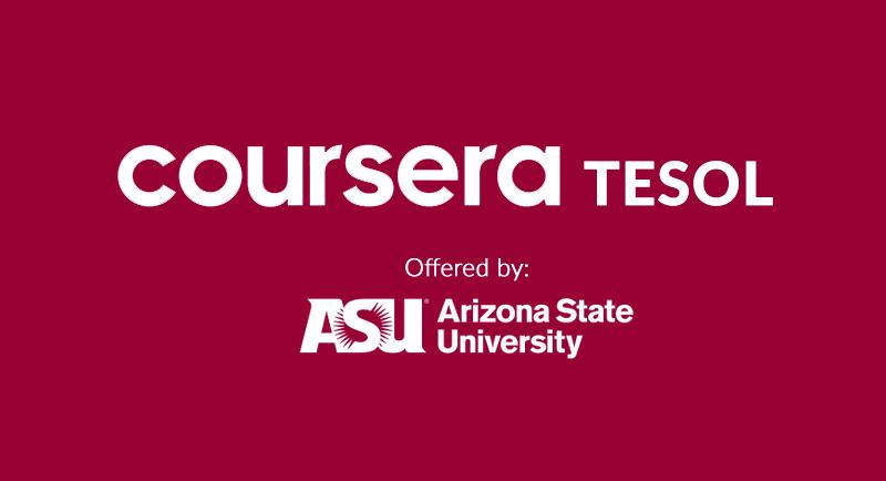 Coursera TESOL