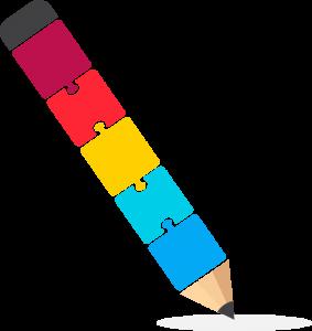 Puzzle Pencil