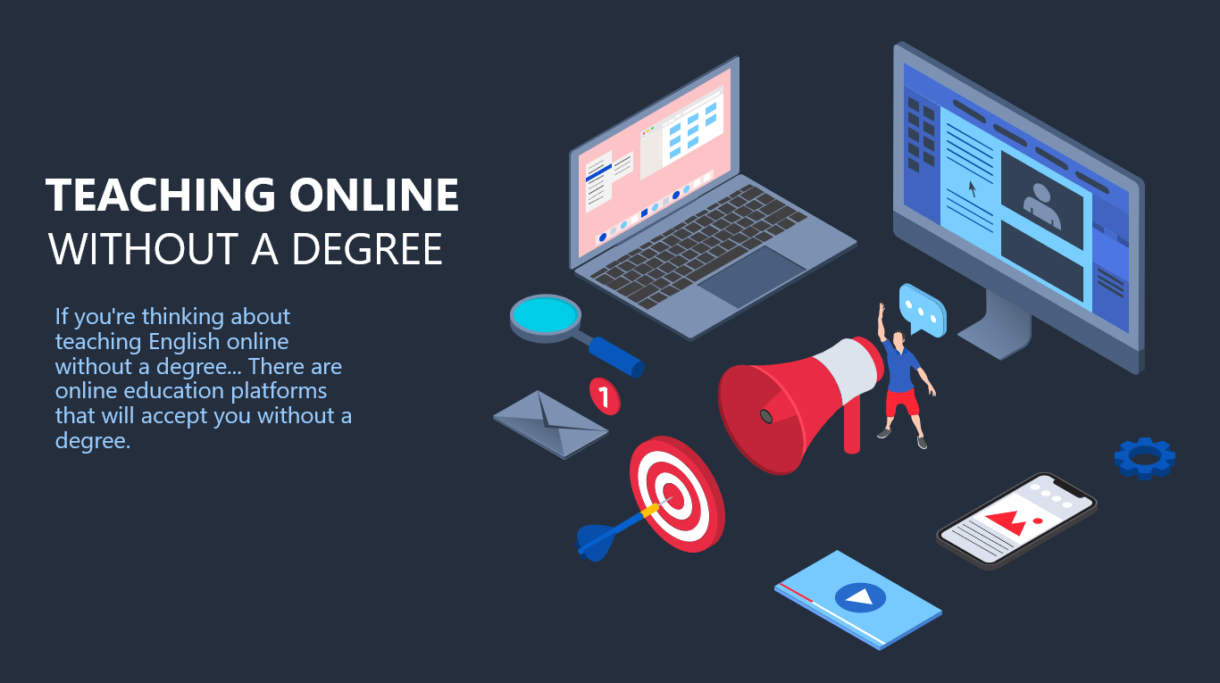 Teaching Online Without a Degree