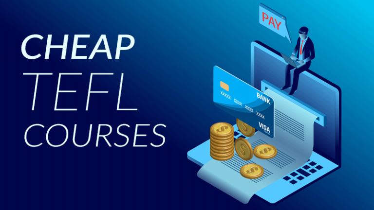 Affordable and Cheap TEFL Courses