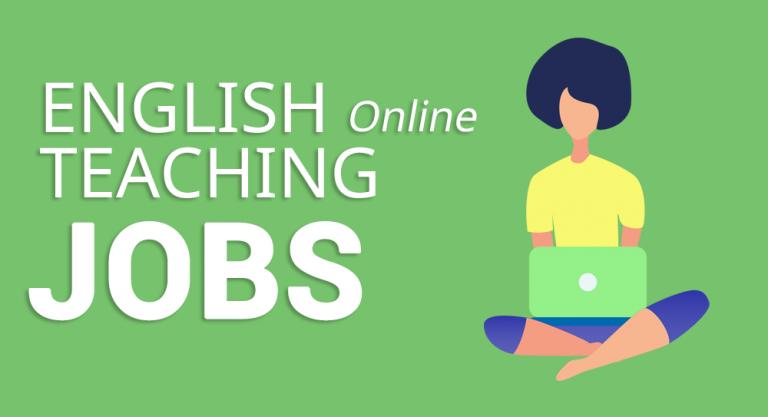 10 English Teaching Jobs Online