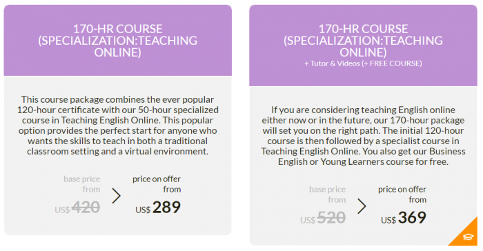 ITTT Teach English Online