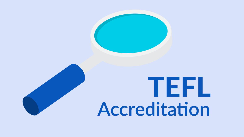 TEFL Accreditation