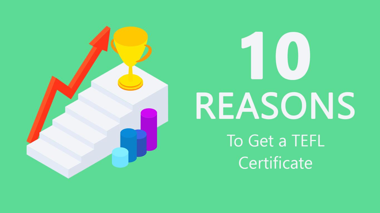 TEFL Certificate Feature