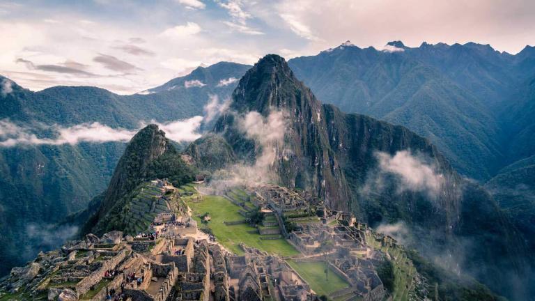 Teaching English in Peru